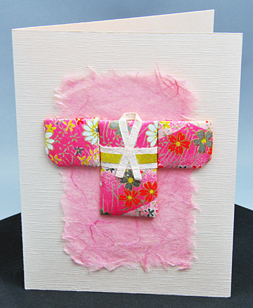 Oshie Washi Paper Quilting From Hanko Designs Introduction